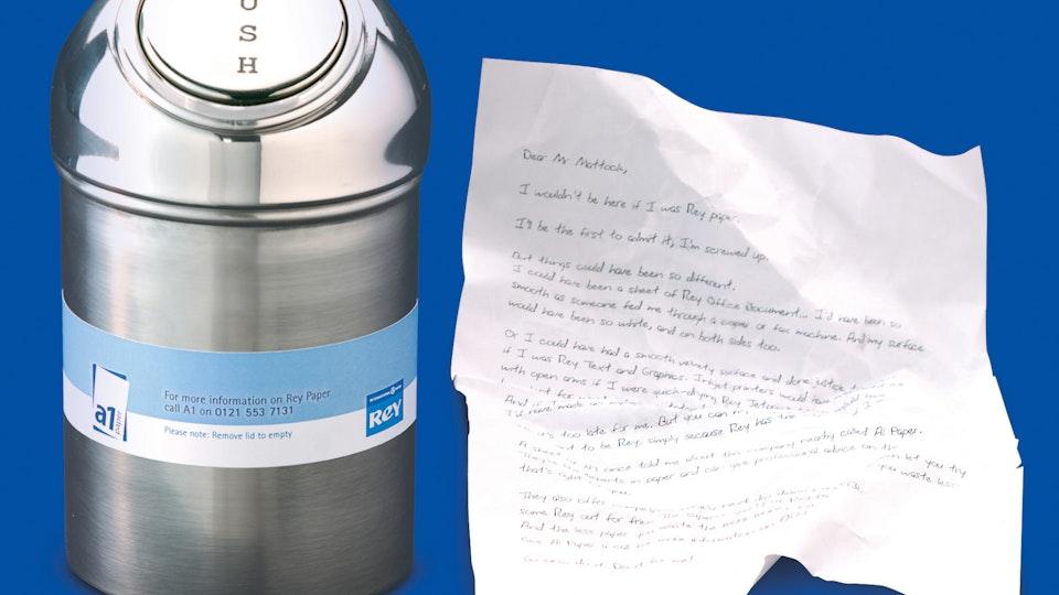 International Paper Mailings