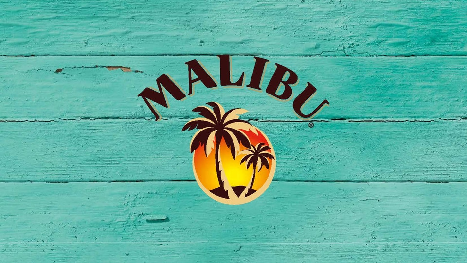 Malibu Pineapple Adverts & Social