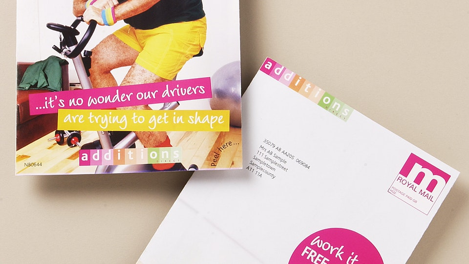Additions Direct Mailings