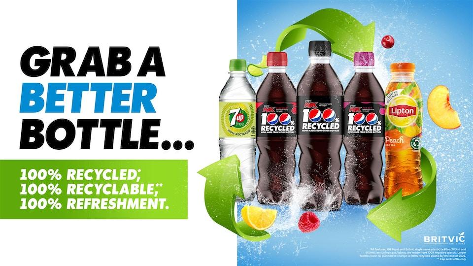 Britvic/Pepsi Better Bottle