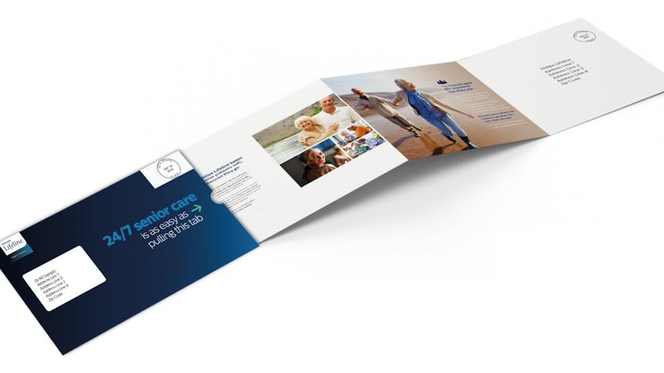 Philips Lifeline USA Direct Mail