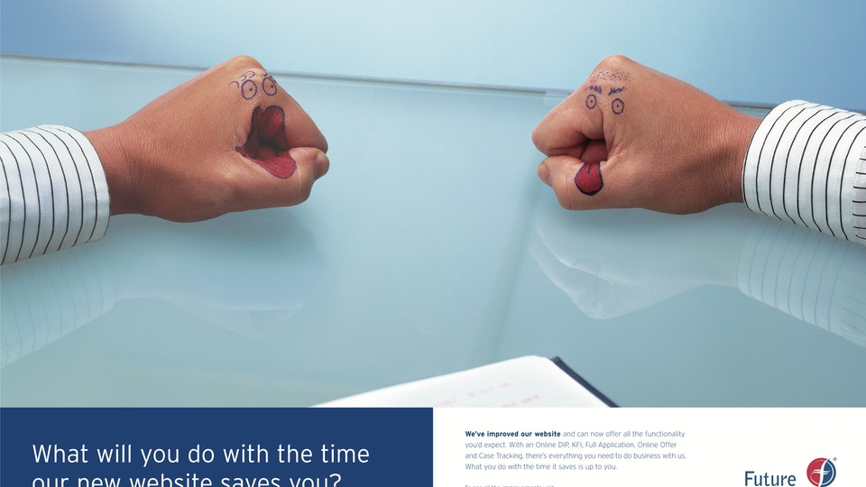 Future Mortgages Press Adverts