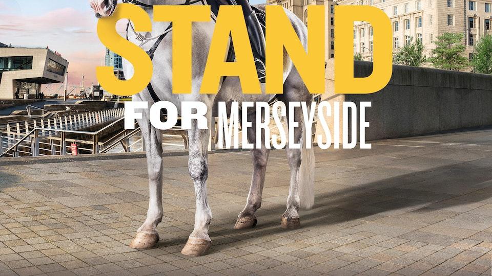 Merseyside Mounted Police Branding & Advertising