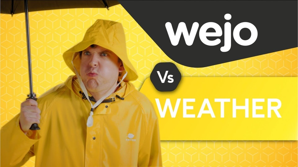 Wejo 'versus' social films