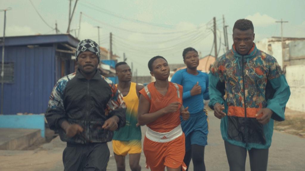 Ghana's Female Boxers