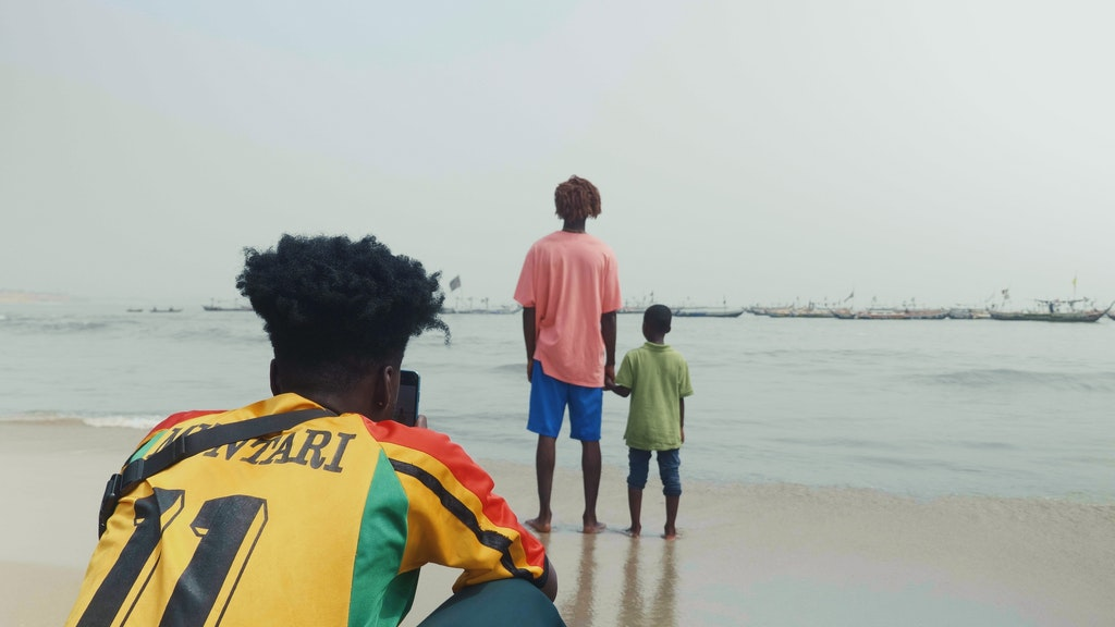 Ghana's iPhone Photographer