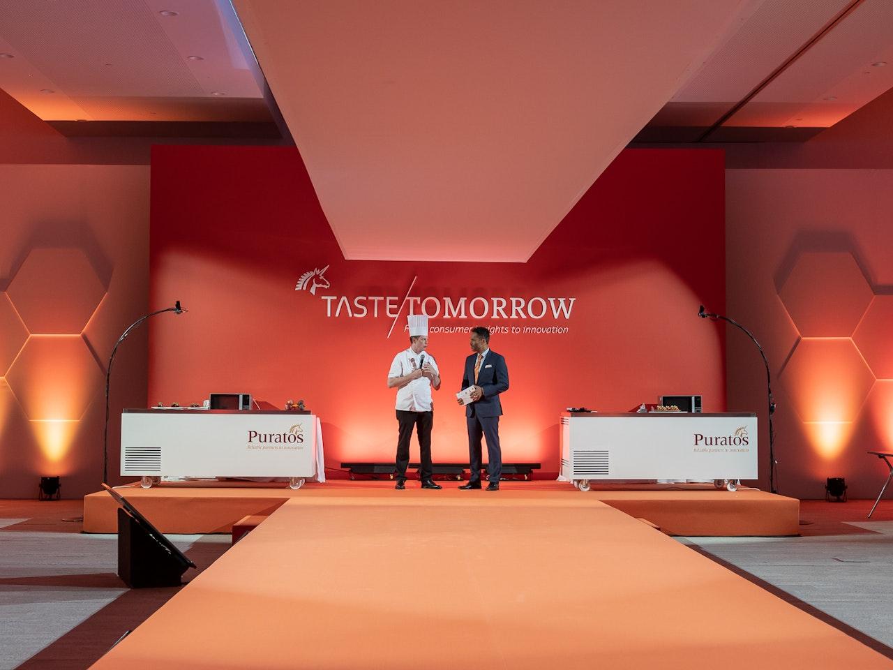 Taste Tomorrow Int-100