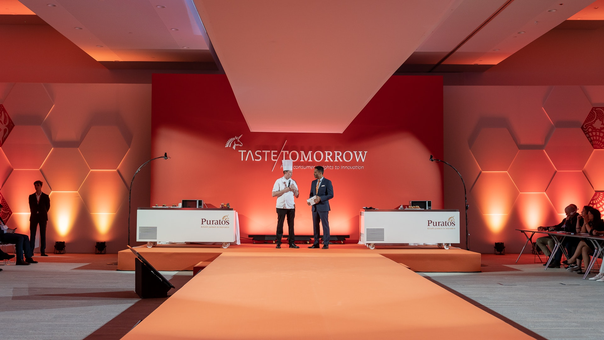 Taste Tomorrow Int-100