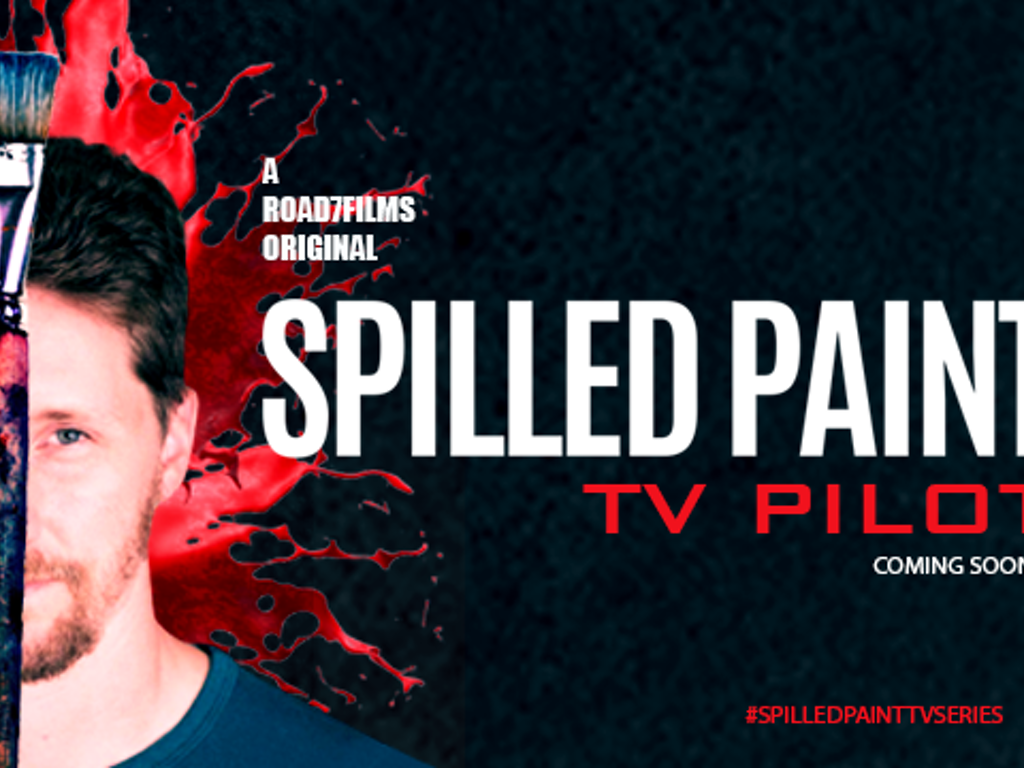 Spilled Paint TV Series