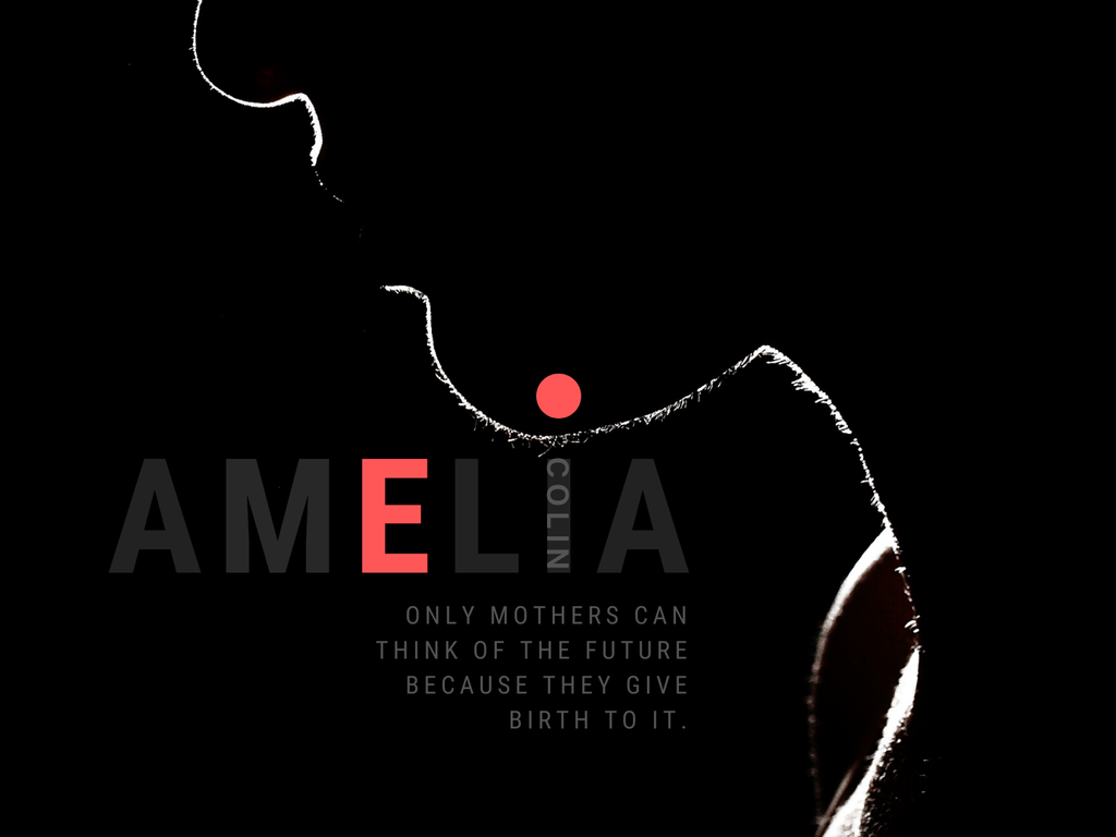 AMELIA Colin THE MOVIE