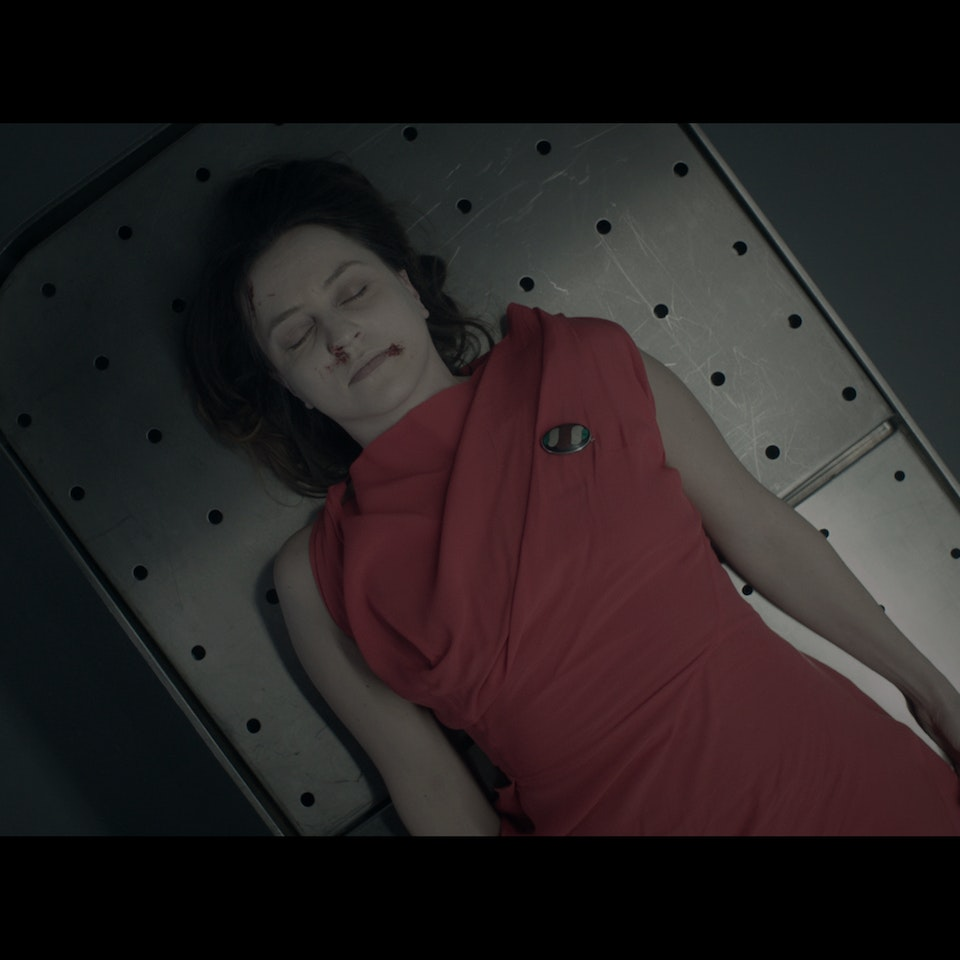 THE AGENCY (2018) - narrative short Untitled_1.8.142