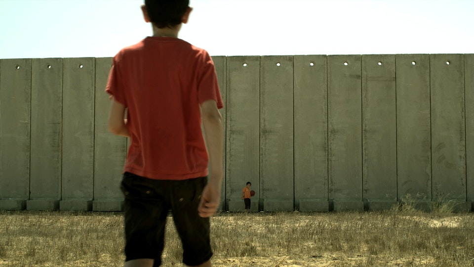 Paul Andrew Robinson - The Other Side (2012) - BAFTA Long-Listed Short Film 2013