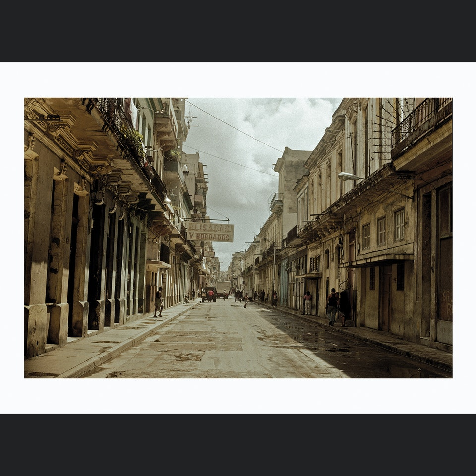 PHOTOGRAPHIC PORTFOLIO HAVANNA