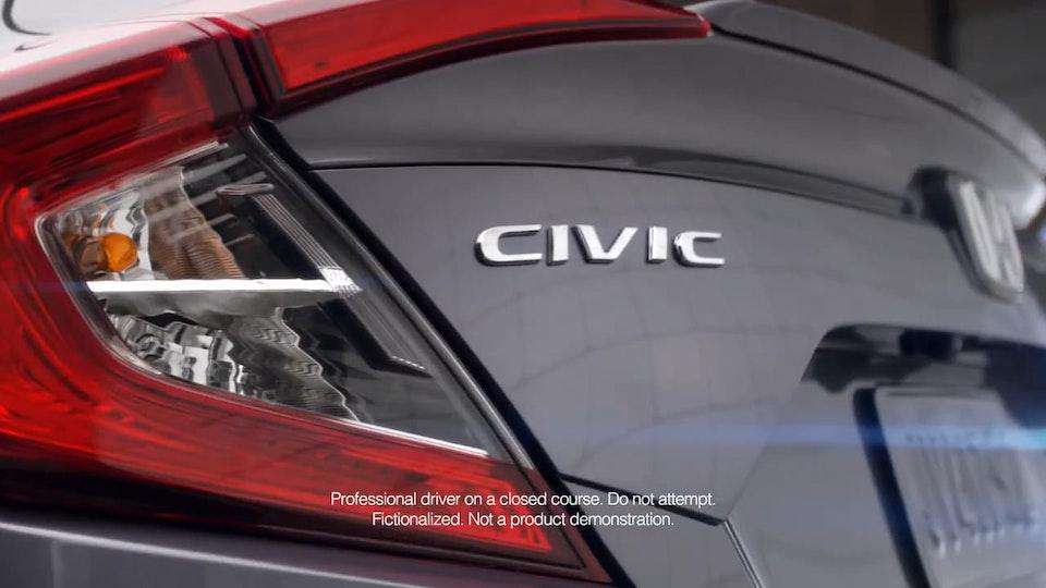 2016 Honda Civic - Extreme Testing