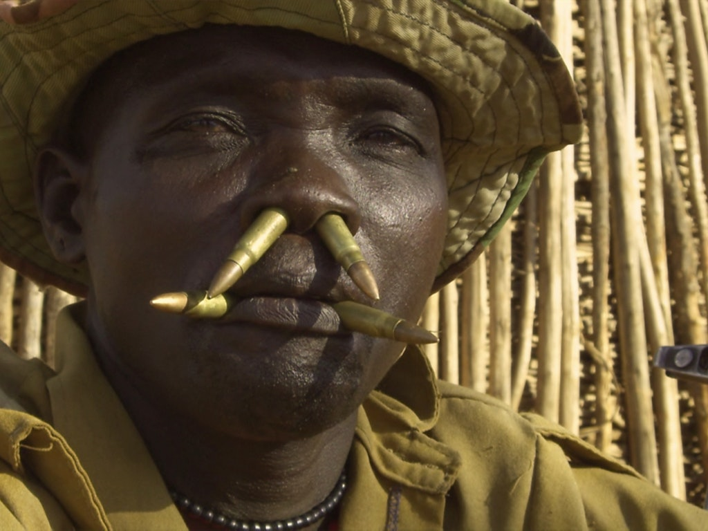 COWS, GUNS & RUSTLERS - NATIONAL GEOGRAPHIC