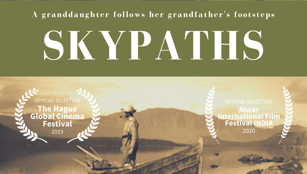 NEW FILM FESTIVAL OFFICIAL SELECTIONS for SKYPATHS