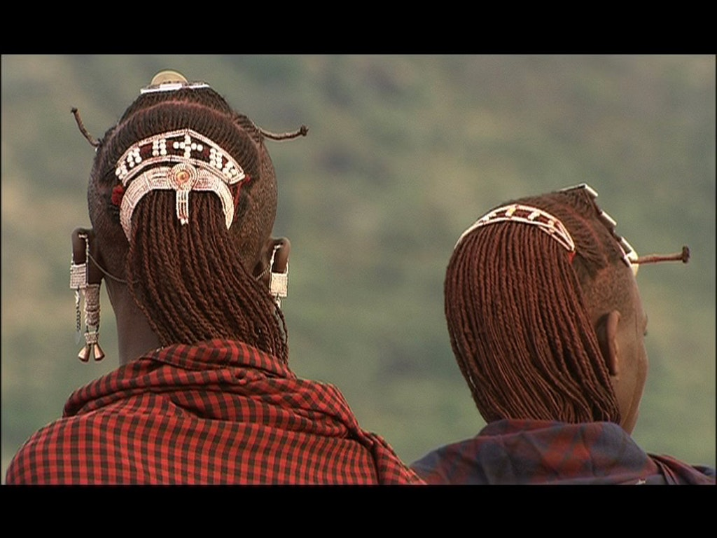 MAASAI The Last Dance of the Warriors                     NATIONAL GEOGRAPHIC