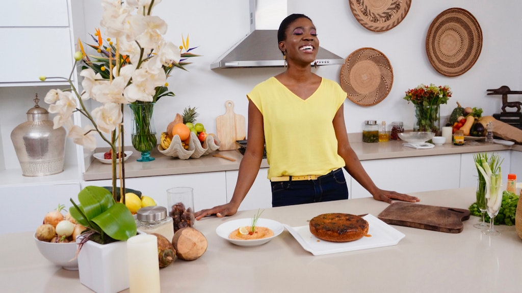 New Cooking / Lifestyle Series Launches!