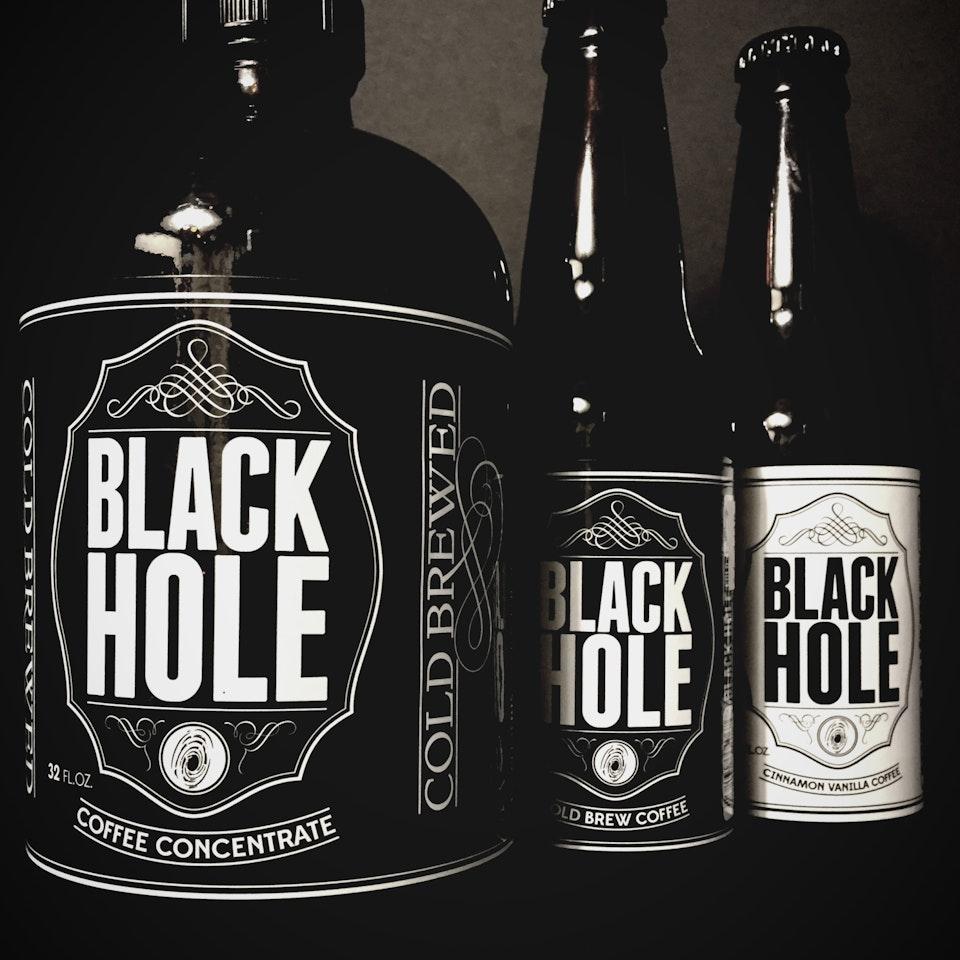 Black Hole Cold Brew family photo c