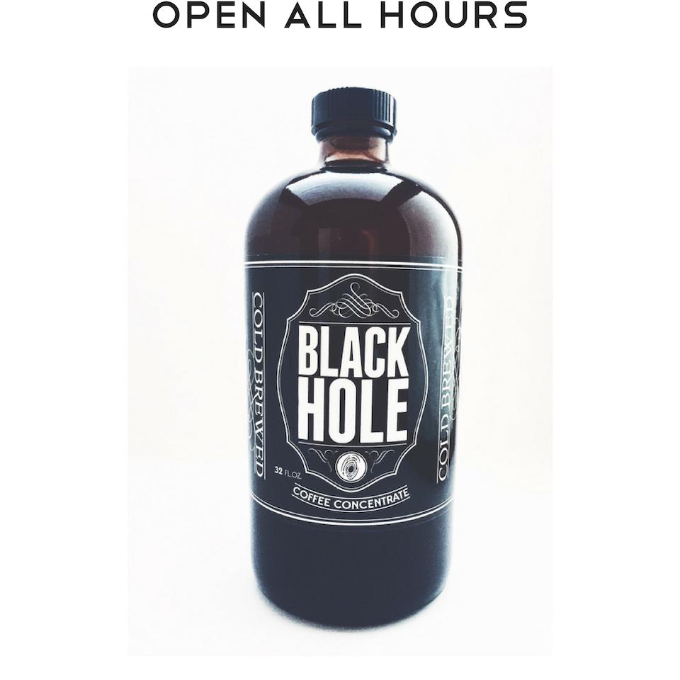 Black Hole Cold Brew 1
