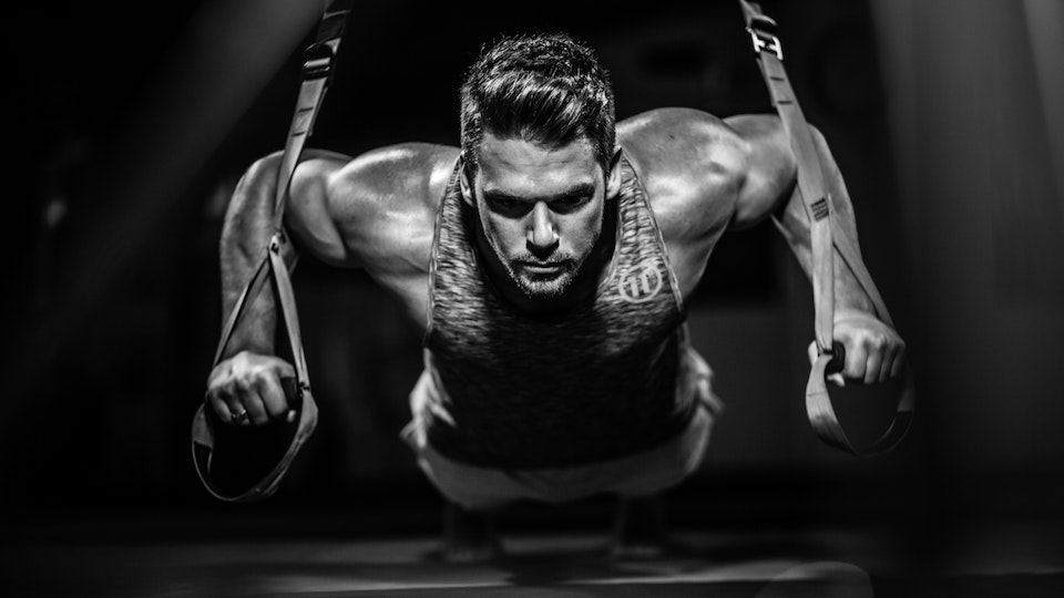 Gym / Fitness Photography.