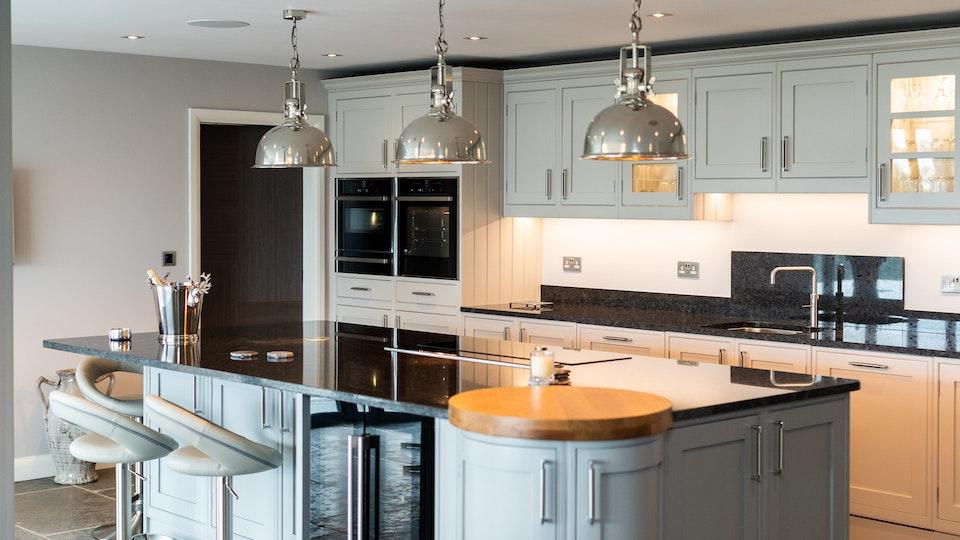 Architects, Kitchens & Bathrooms.