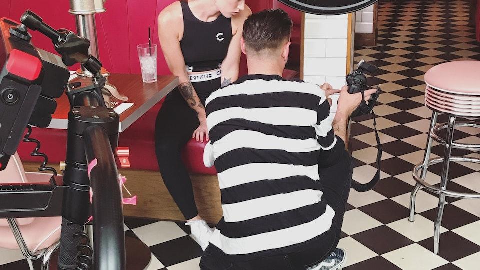 #bts Behind the Scenes
