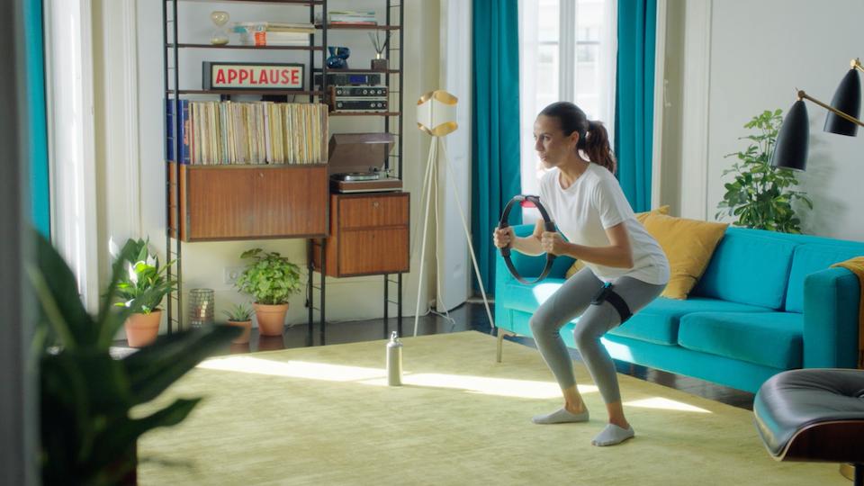 Nintendo - Ring Fit - Screenshot 2021-07-30 at 18.54.48
