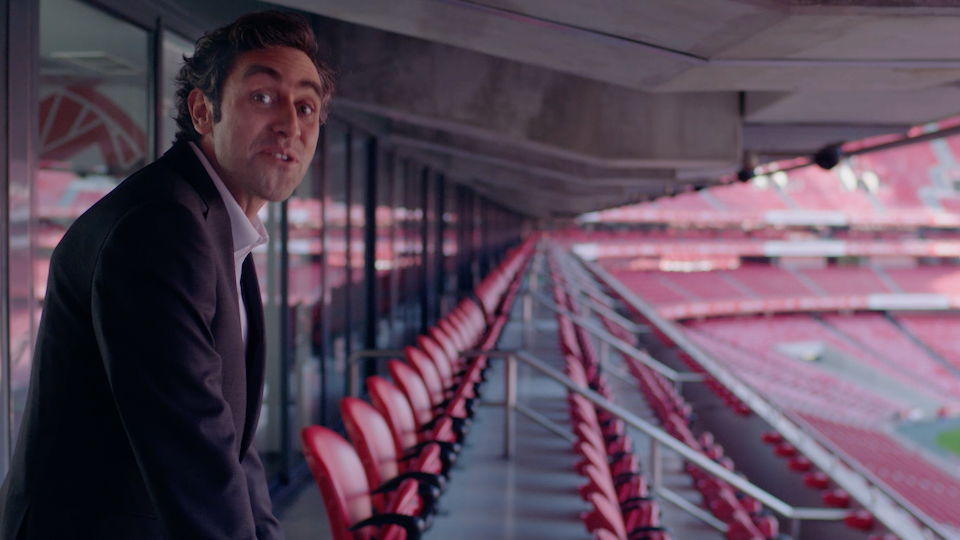 #showofffilms - Benfica Corporate