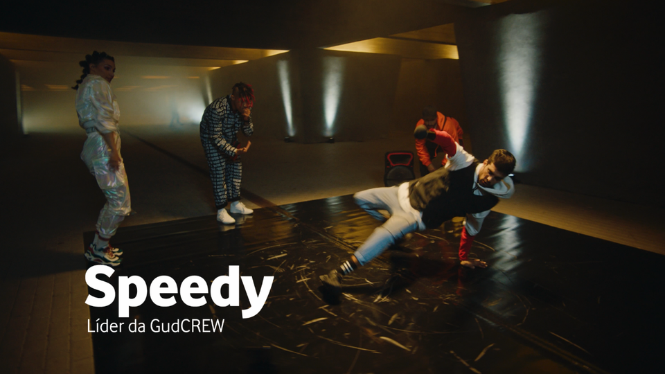 "#showofffilms - Vodafone -  ""Streamer"""