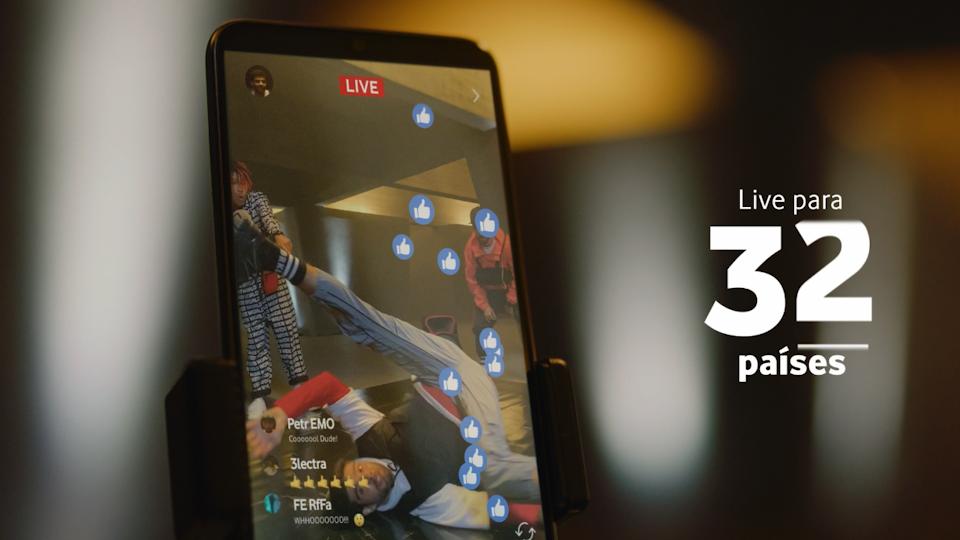 "Vodafone -  ""Streamer"" - Screen Shot 2020-03-19 at 15.33.00"