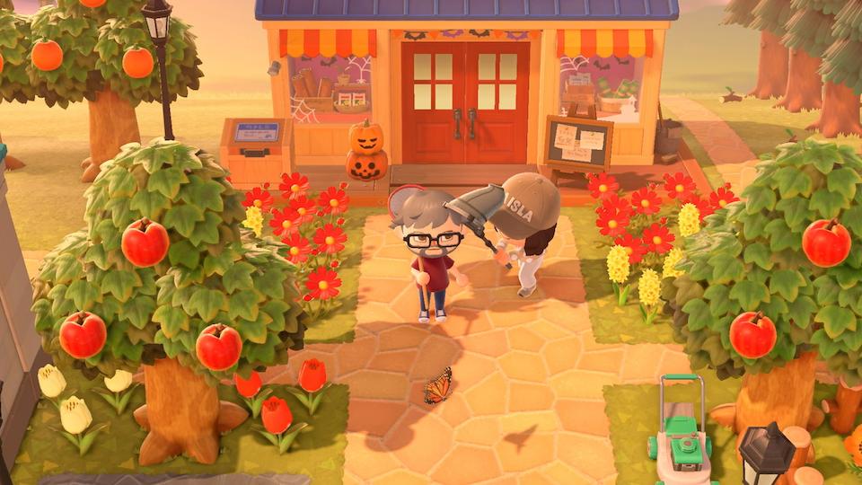Nintendo Animal Crossing - Screenshot 2020-11-12 at 11.55.05