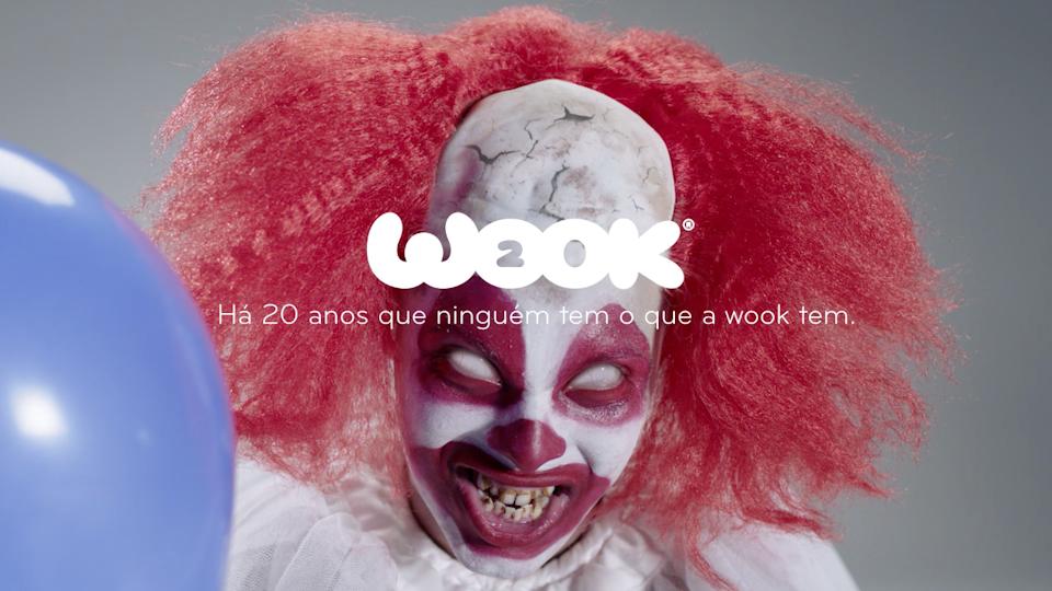 #showoff mola - WOOK 20 Anos - Palhaço