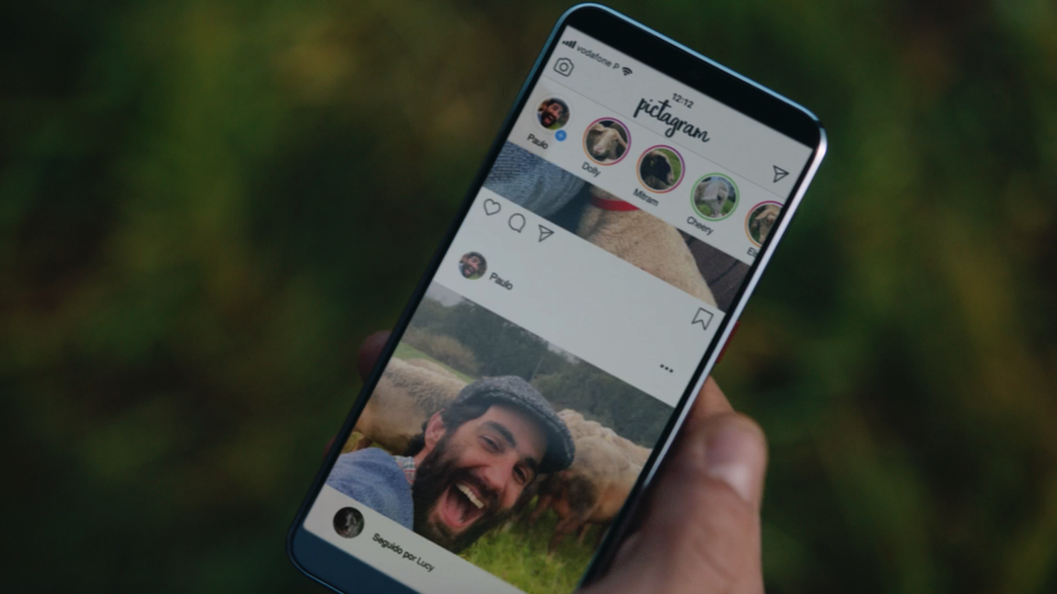 """Vodafone - """"instagrammers"""" - Screen Shot 2020-03-02 at 14.07.48"""