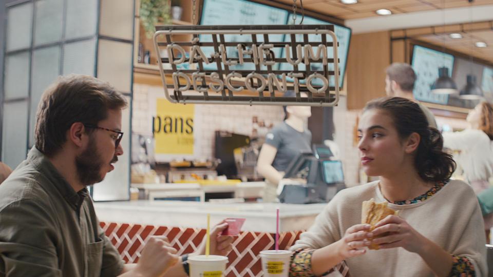 #showofffilms - Cartão Continente + Pans & Company