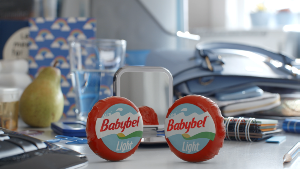 #showofffilms - Mini Babybel Light
