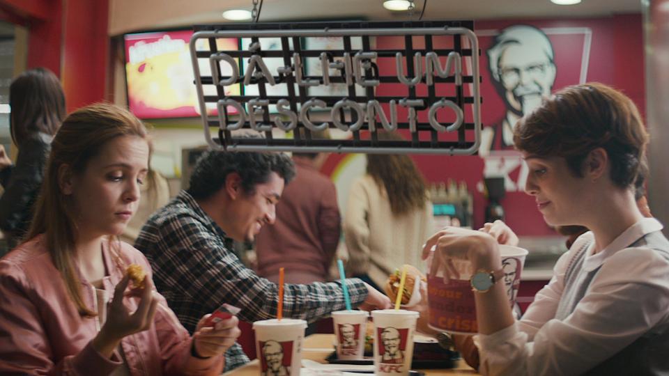 #showofffilms - Cartão Continente + KFC