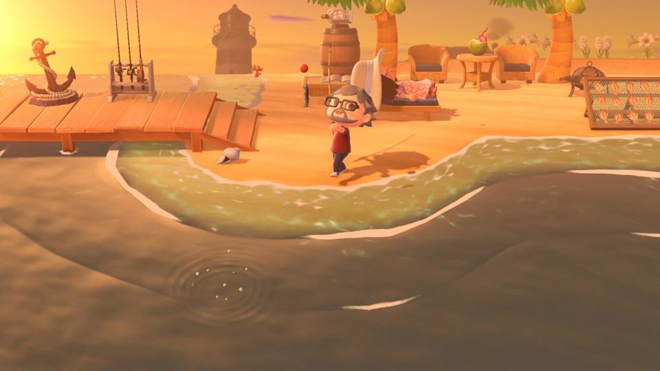 Nintendo Animal Crossing - Screenshot 2020-11-12 at 11.56.22