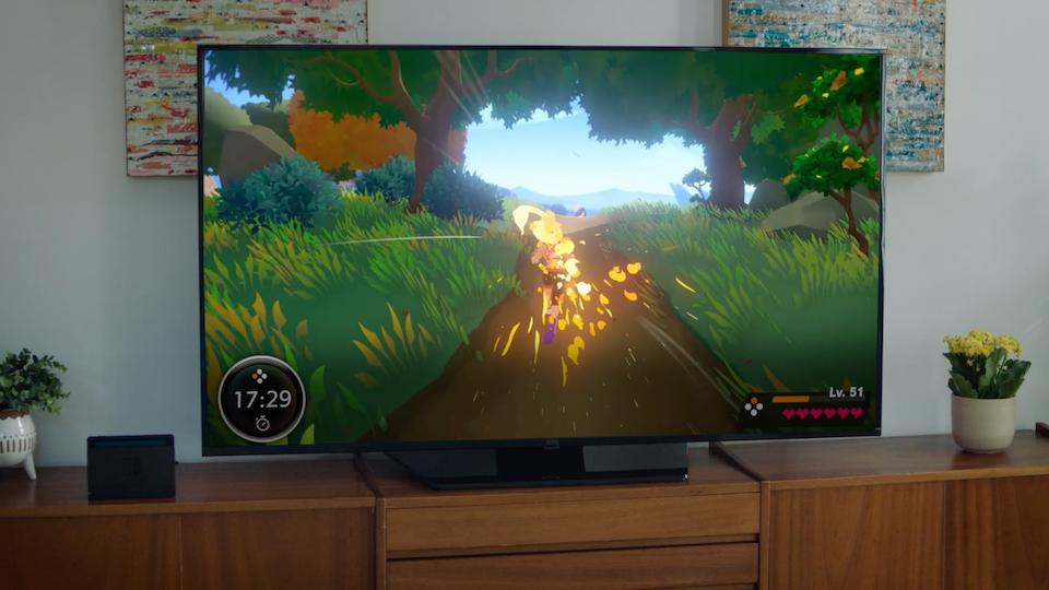 Nintendo - Ring Fit - Screenshot 2021-07-30 at 18.54.27