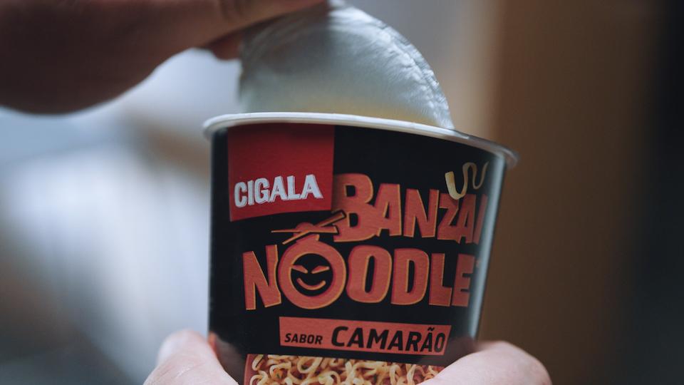 Cigala – Banzai Noodles - Cigala - Banzai Noodles 1