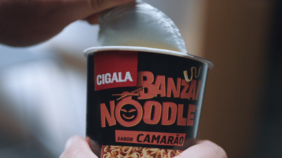Cigala – Banzai Noodles Cigala - Banzai Noodles 1