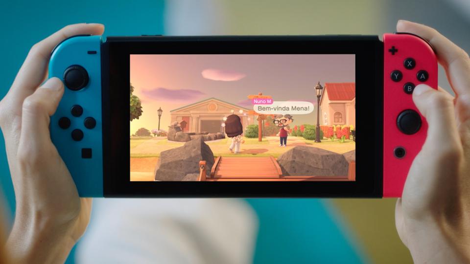 Nintendo Animal Crossing - Screenshot 2020-11-12 at 11.54.28