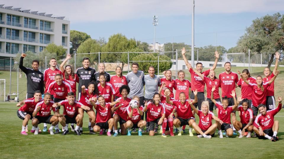 #showofffilms - Só há um Benfica