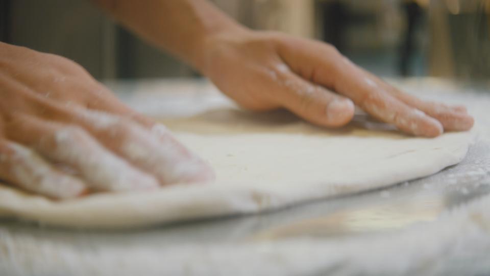 Pizza Hut – Mãos Pizza Hut - Mãos 5