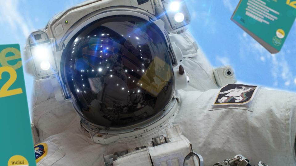 #showofffilms - Astronauta