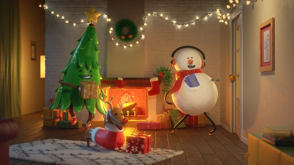 Glassworks - Suchard – 'Navidad: ¿la amas o la odias?'
