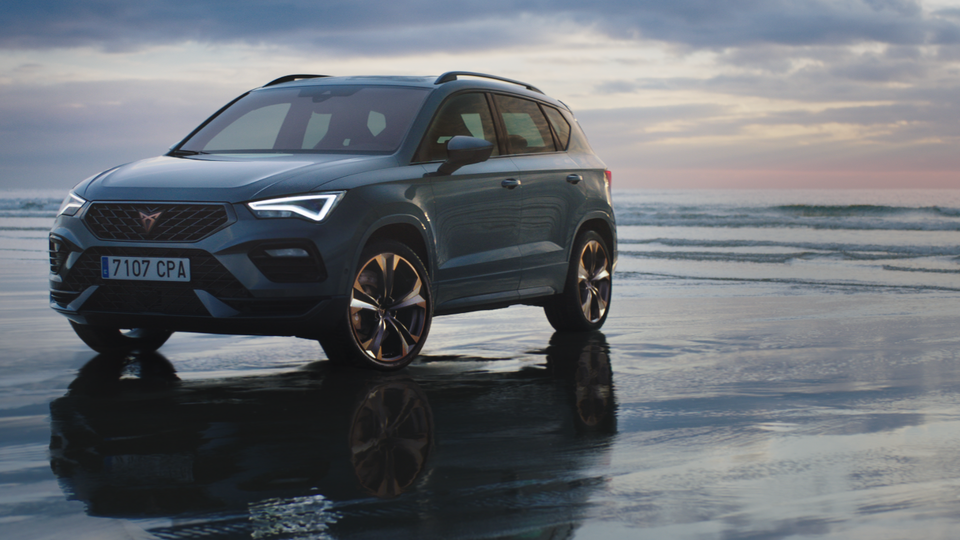 Glassworks - CUPRA - Ateca