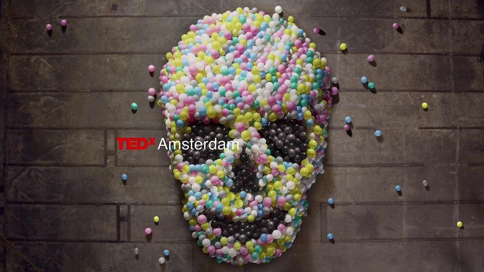 Glassworks - TedX - Create, Destroy