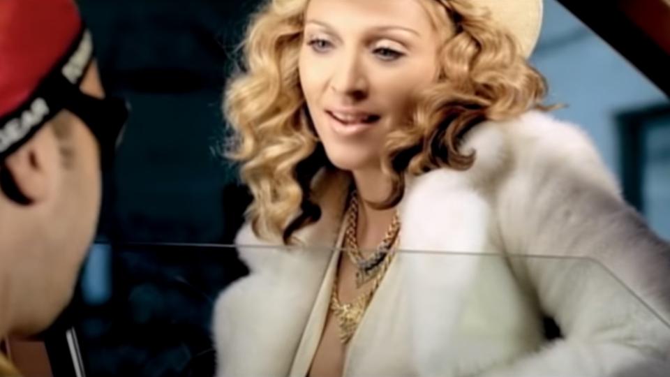 Glassworks - Madonna 'Music'