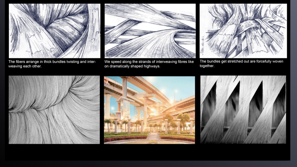 BMW - 'Perfect Composition' Storyboard (Pg. 4)